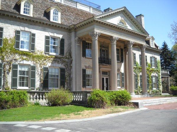 Visiting George Eastman Museum University Of