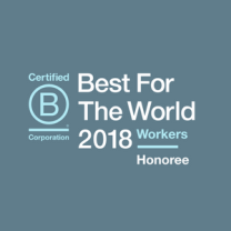 Enrollment Resources honored with two B Corp Best For The World Awards from B Lab International: Best for Workers Best For Governance