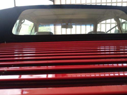 Restauracion Ferrari Mondial pulido 6