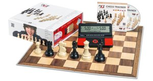 10876 DGT Chess Starter Box Red (contents) updated