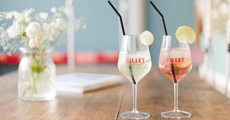 cocktail facile lillet