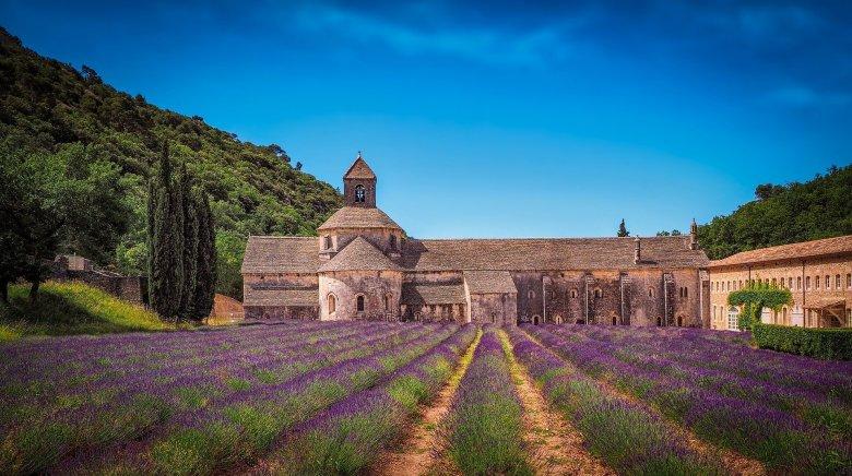 visite abbaye de senanque