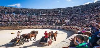 grands jeux romains nimes