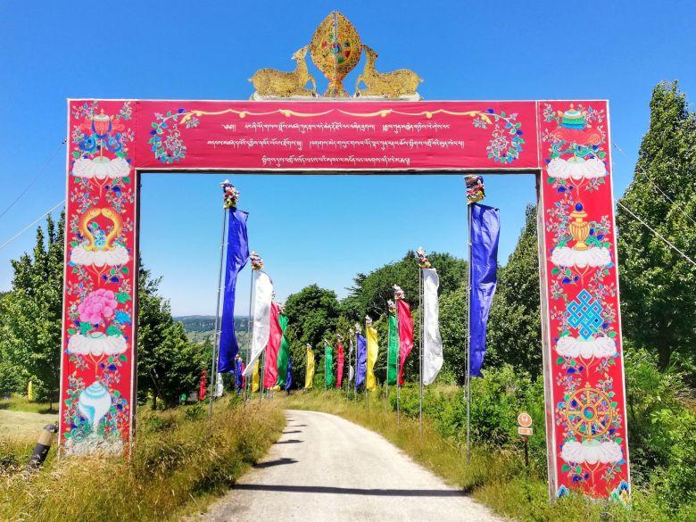 temple bouddhiste france