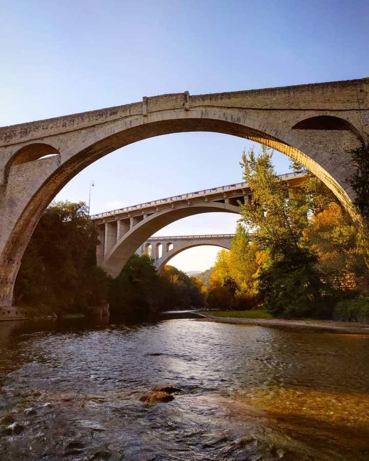 pont du diable ceret