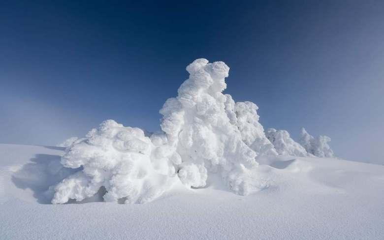 lozere neige