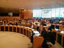 En Ruta Todos a Una en el Europarlamento 09
