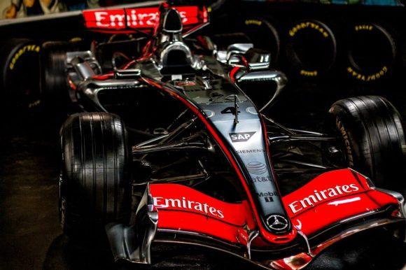 La historia de McLaren en la F.1. (1966-2019)