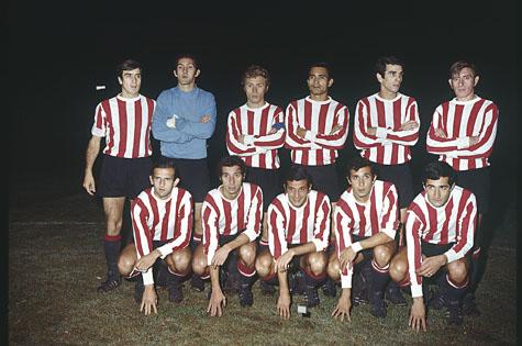 Finales Copa Libertadores Final 1968 - Estudiantes de La Plata (Argentina)