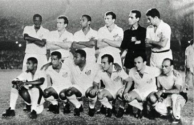 Finales Copa Libertadores Final 1963: Santos (Brasil)