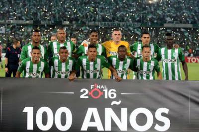 Finales Copa Libertadores Final 2016 - Campeón: Atlético Nacional (Colombia)
