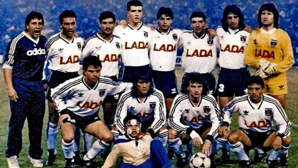 Finales Copa Libertadores Final 1991 - Campeón: Colo Colo (Chile)