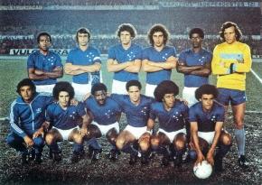 Finales Copa Libertadores Final 1976 - Cruzeiro (Brasil)