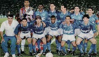 Finales Copa Libertadores Final 1997 - Campeón: Cruzeiro (Brasil