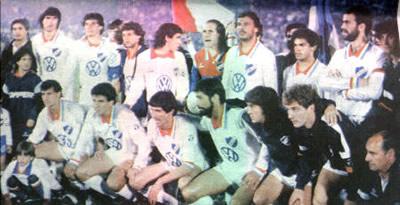Finales Copa Libertadores Final 1988 - Campeón: Nacional (Uruguay)
