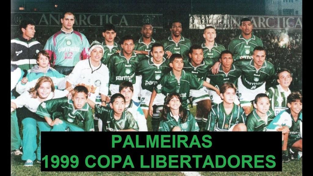 Finales Copa Libertadores Final 1999 - Campeón: Palmeiras (Brasil)