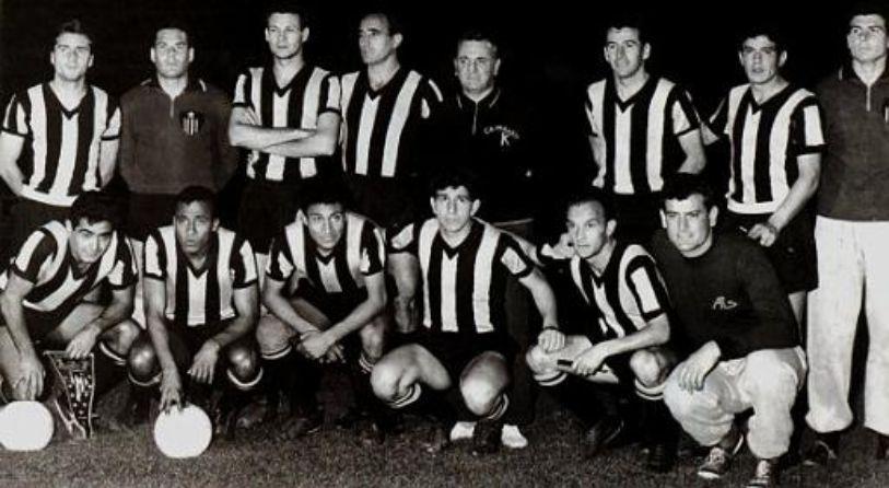 Finales de la Copa Libertadores Final 1961: Peñarol (Uruguay)