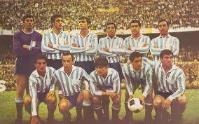 Finales Copa Libertadores Final 1967 - Racing Club (argentina)