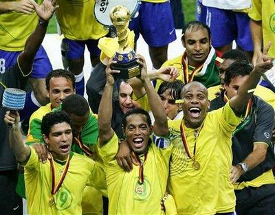 Brasil campeón de la Copa Confereaciones 2005