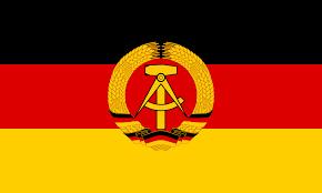 Alemania Oriental - selecciones raras de fútbol que jugaron un solo Mundial de Fútbol