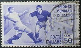 Curiosidades de los mundiales - Italia 1934