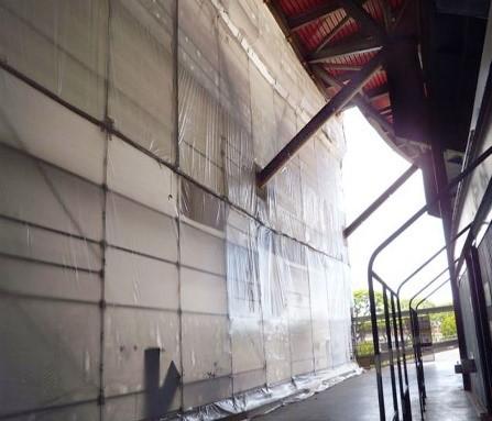 E Trax Enclosure Systems Enscaf Enclosures