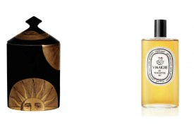 Soli e Lune Candle by Fornasetti