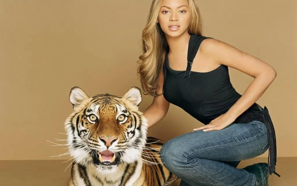 Beyonce patentó el nombre de su hija Blue Ivy Carter