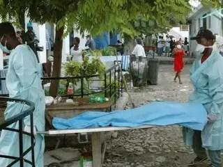 La cifra del día: En total se han registrado 720 casos de cólera en RD, 10 personas han muerto