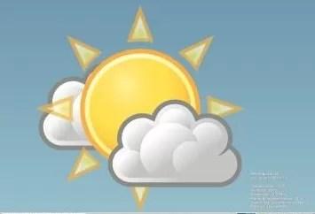 Para este fin de semana no se esperan lluvias significativas sobre el país según Meteorología