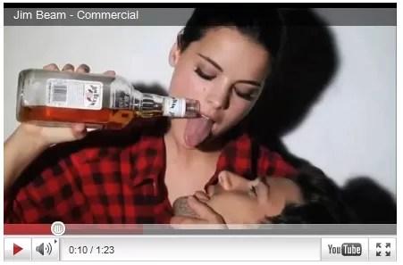 Nueva forma de tomar alcohol