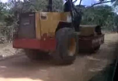 Tapones laaargos por la reparación del tramo Higuey-La Otra Banda