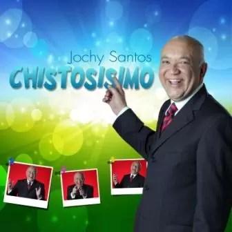 Jochy Santos presenta colección de chistes en un disco