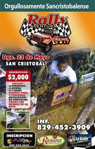 Rally Aventura Xtreme 2011