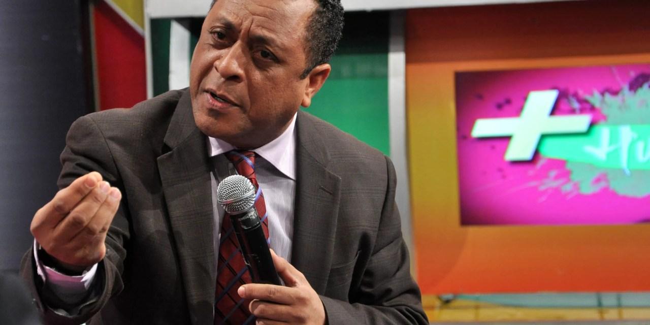 Programa de los sábados de Michael Miguel sale al aire en enero  y dice hay una crisis de masculinidad en los medios
