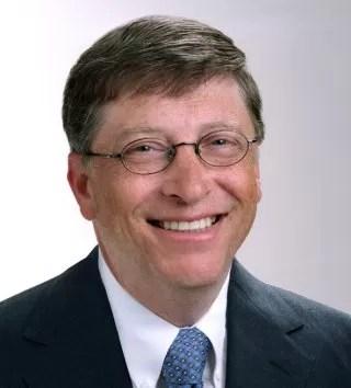 """Bill Gates propone una """"revolución digital"""" para luchar contra el hambre"""