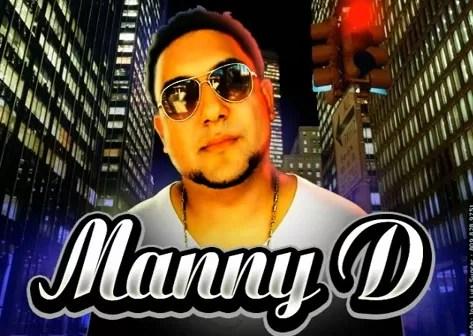 Un nuevo artista su nombre es Manny D