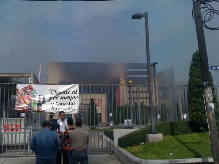 Supermercados Bravo no tienen seguro contra incendios