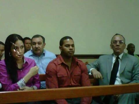 Willy Aybar sale de prisión