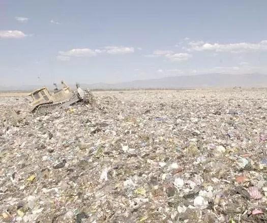 México cierra uno de los mayores basureros de América Latina