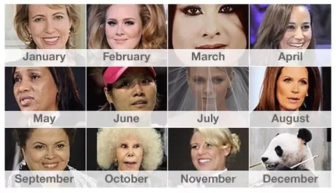 La BBC incluye a un panda en lista de mujeres del 2011 y desata polémica