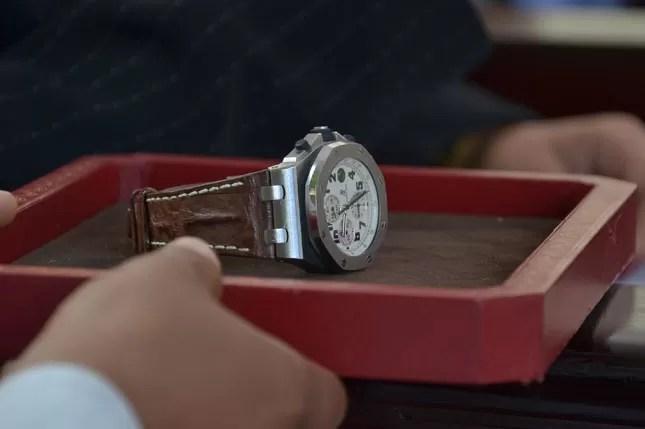 Compradores relojes Agosto no pagan impuestos de la  DGII