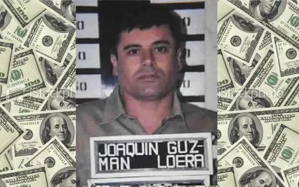 El 'Chapo' Guzmán es el narcotraficante más rico del mundo