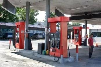 Precio de combustibles sin variación para esta semana