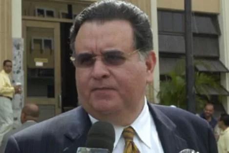 Arturo Pellerano negó ayer que haya solicitado ser indultado el próximo 27 de febrero