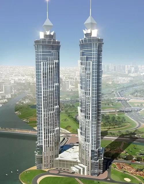 Dubai construye el hotel más alto del mundo