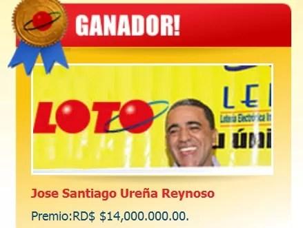 Un vendedor  ambulante gana en Santiago  loto  de RD$14 millones