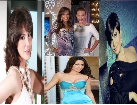 Estilistas escogen las 5 presentadoras que se visten mejor  de la TV Dominicana