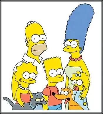 """""""Los Simpson"""" alcanzan su episodio 500 con Julian Assange como invitado"""