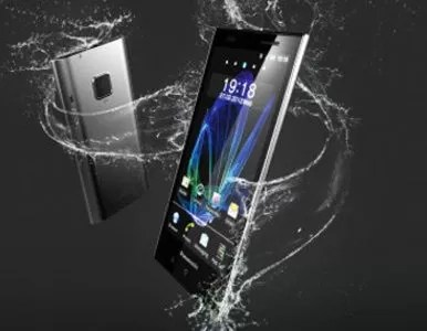 Panasonic lanza teléfono inteligente resistente al agua